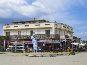 Strandbar in Son Serra