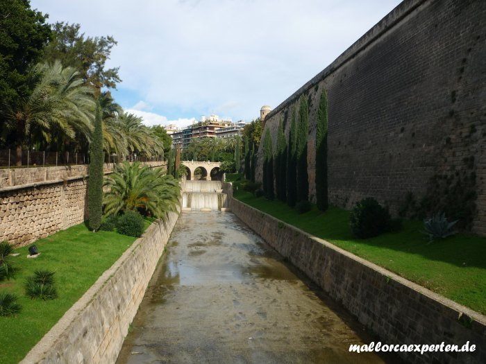 Torrente in Palma de Mallorca