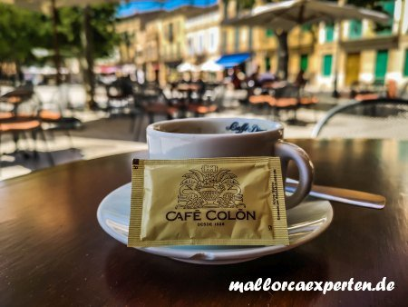 Café Colon Llucmajor Mallorca